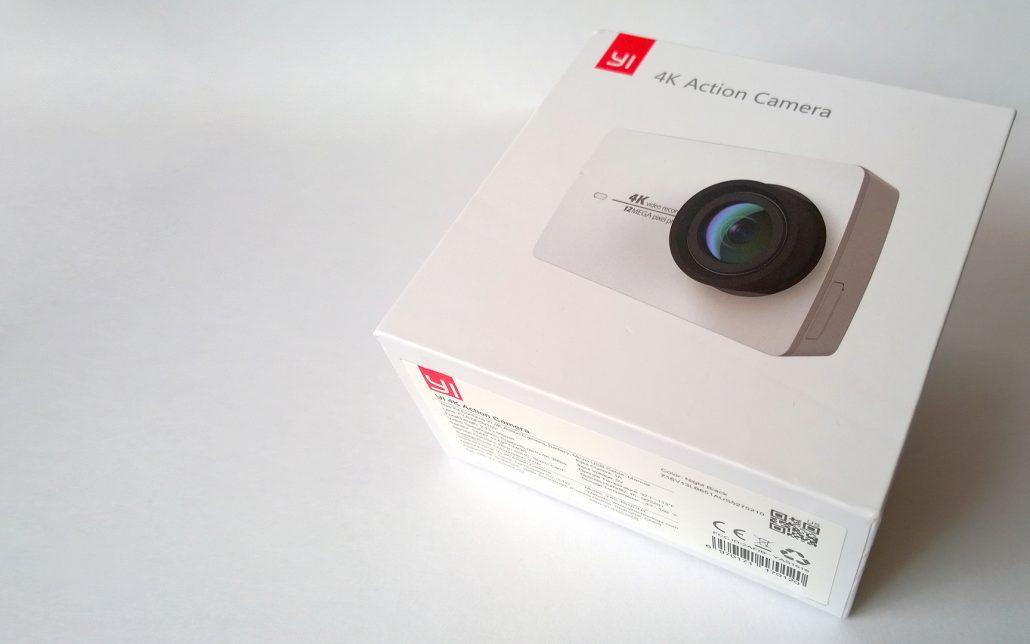 Xiaoyi 4K Action Camera